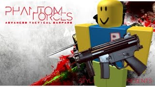 Phantom Forces - Noob Song