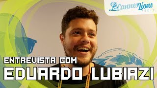 Entrevista Eduardo Lubiazi, vencedor do Young Lions