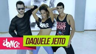 Harmonia do Samba - Daquele Jeito - FitDance - 4K | Coreografia | Choreography