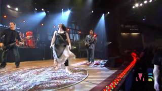 Evanescence - Call Me When You're Sober (Yahoo - Nissan Live Sets 2007) HD