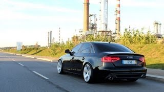 Audi A4 B8 _ Stanced Project by Bari