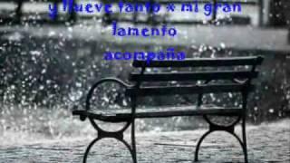 Lorna llueve(con letra)