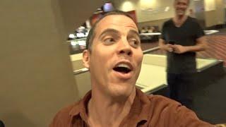 ATTACKED BY STEVE-O!!   David Dobrik