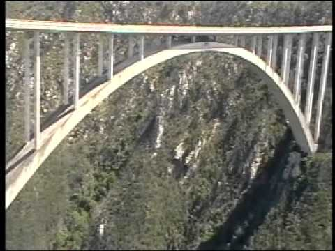 Bungee Jump from Bloukrans Bridge, South Africa