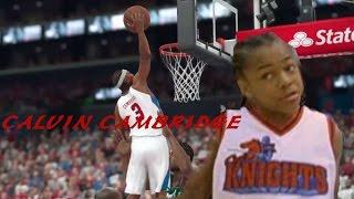 NBA 2K17- CALVIN CAMBRIDGE HOOP MIXTAPE