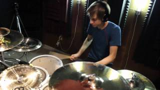 Luke Holland - Woe, Is Me - Fame Over Demise Drum Cover