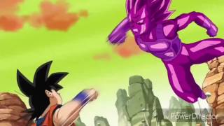 Dragon Ball Super- Goku vs Copy Vegeta: Xxxtentacion - YuNg BrAtZ