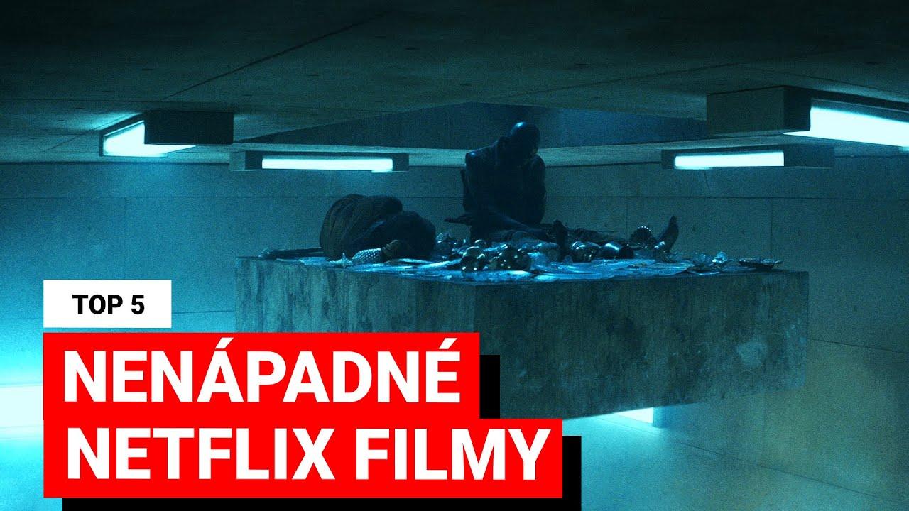 5 nenápadných filmových novinek na Netflixu, které byste neměli přehlédnout