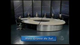 JN: Debates Governador - Rede Globo (27/09/2006)