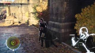 Assassin's Creed Syndicate - Glitch/Bug 2 shot assassination and Evie knife headshot.