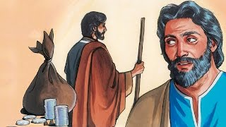 76 - Judas accepte de trahir Jésus