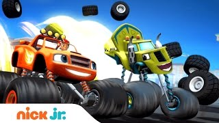 Blaze and The Monster Machines Latinoamérica | Canción Oficial (Canción) | Nick Jr.