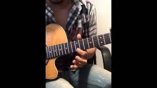Romeo santos la diabla cover guitar