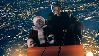 The Doctor's Sleigh Ride - Last Christmas - Doctor Who - BBC