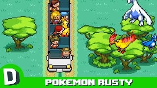 Pokemon Rusty: Legendaries