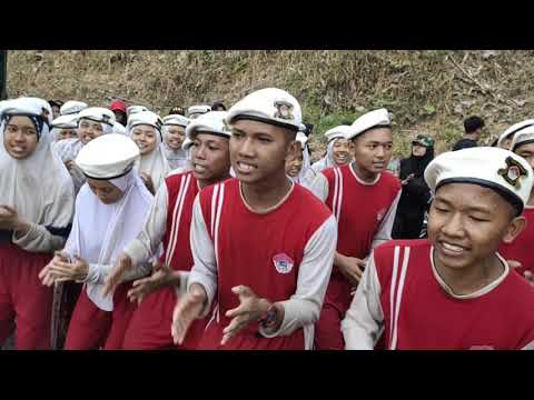 Yel yel paling semangat PDK SMKN Jawa Tengah Di Pa