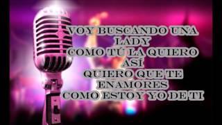 Una Lady Como Tú - Manuel Turizo - Karaoke
