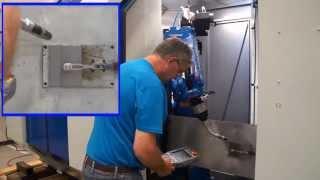 Teaching Robot Welder with External Axis