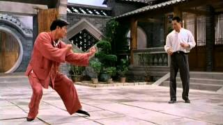 "Jet Li em cena do filme ""Lutar ou Morrer / Fist of Legend / Jing Wu Ying Xiong"" (Hong Kong, 1994) HD"