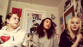 We always be more than just friends Cover by Sandra,  Tove & Frida