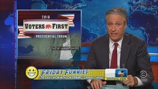 Late Night Comics Joke About 2016 Presidential Campaign | ABC News