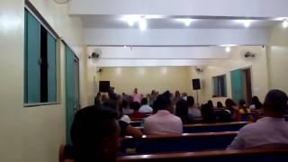 Grupo de louvor da 1° igreja presbiteriana renovada de ouro verde de minas
