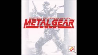 Metal Gear Solid Soundtrack  Warhead Storage