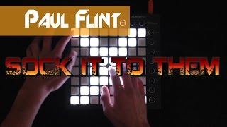Paul Flint - Sock It To Them | Launchpad Cover