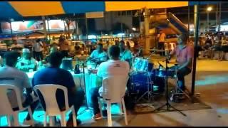 Samba na praça gospel em Paciência RJ