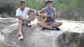 Niña voladora-Sergio y Álvaro (Cover)