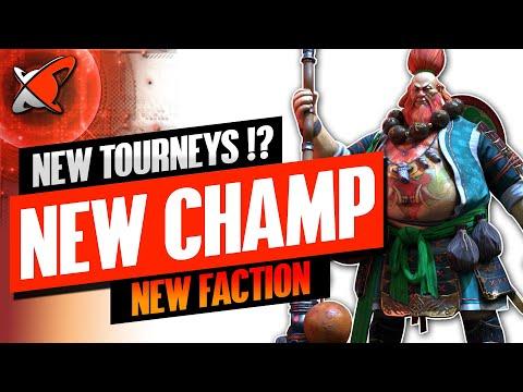 NEW FUSION... NEW TOURNEYS... NEW FACTION !! | Yoshi The Drunkard | RAID: Shadow Legends