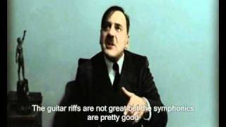 Hitler reviews the new Dimmu Borgir song Gateways