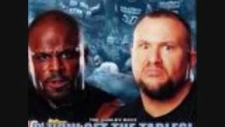 the dudley boyz  theme-were comin down