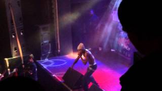 Hopsin- Nollie Tre Flip [LIVE IN DETROIT, MI : Knock Madness Tour]