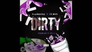Santez - Dirty (ft.  Lil Mail) [Audio] Prod. By T-Time