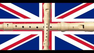 GOD SAVE THE QUEEN - BRITAIN NATIONAL ANTHEM - SHITTYFLUTED