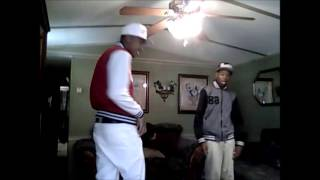 Chris Brown - Bassline Freestyle dance