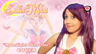 Moonlight Densetsu ✩ Sailor Moon OP ★ Cover Español Latino