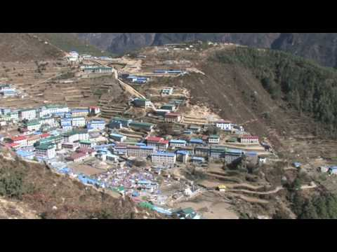 Kathmandu to Lukla – Everest base camp trek