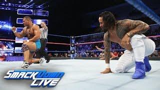 Jason Jordan vs. Jey Uso: SmackDown LIVE, Oct. 4, 2016