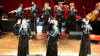 "Mariachi Divas ""Sinaloense"" Live In Concert 2008"