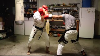 Karate in MMA: Striking to Close the Distance