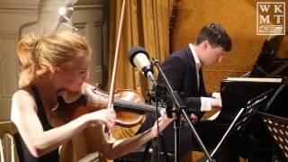 Haydn Trio No  3 in G Hob  XIV6 Menuetto III - Rezzuto - Cazals - Sophie