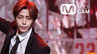 [Fancam] Hyungwon of MONSTA X(몬스타 엑스 형원) Trespass(무단침입) @M COUNTDOWN Rehearsal_150514