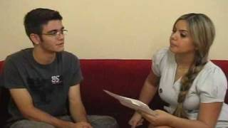 Entrevista com Guilherme Cabral.