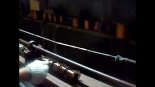 Making Piano Bass strings