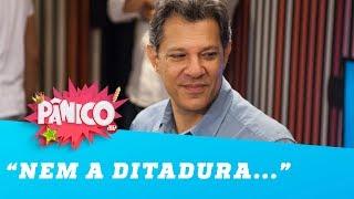 'Nem a ditadura fez uma maluquice dessas', diz Haddad sobre proposta de Bolsonaro