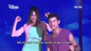 Violetta 2: Vilu und Diego singen Yo soy asi + Kuss