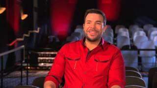 The Voice: Season 7 Top 20: James David Carter TV Inteview