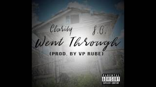 Clarity ft. SO (SYN) - Went Through (Prod. By VP Rube) (Audio)